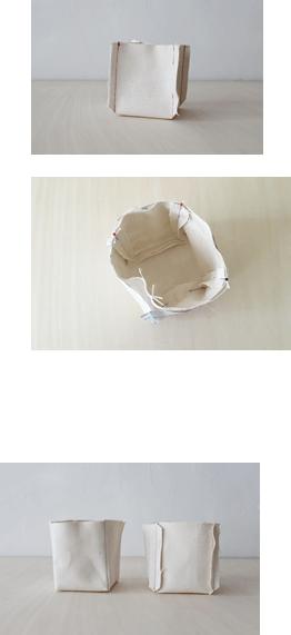ランドセルのキューブ型構造